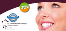 Dr. Dora María Muñoz - $180 pesos instead of $600 for 1 Dental Cleaning + 1 Diagnosis + 1 Treatment Plan