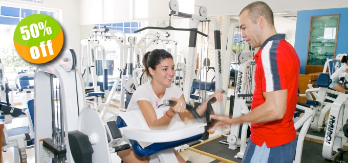 [Imagen:The best services a fitness center can offer you at Acqua Gym & Spa: $400 instead of $800!]